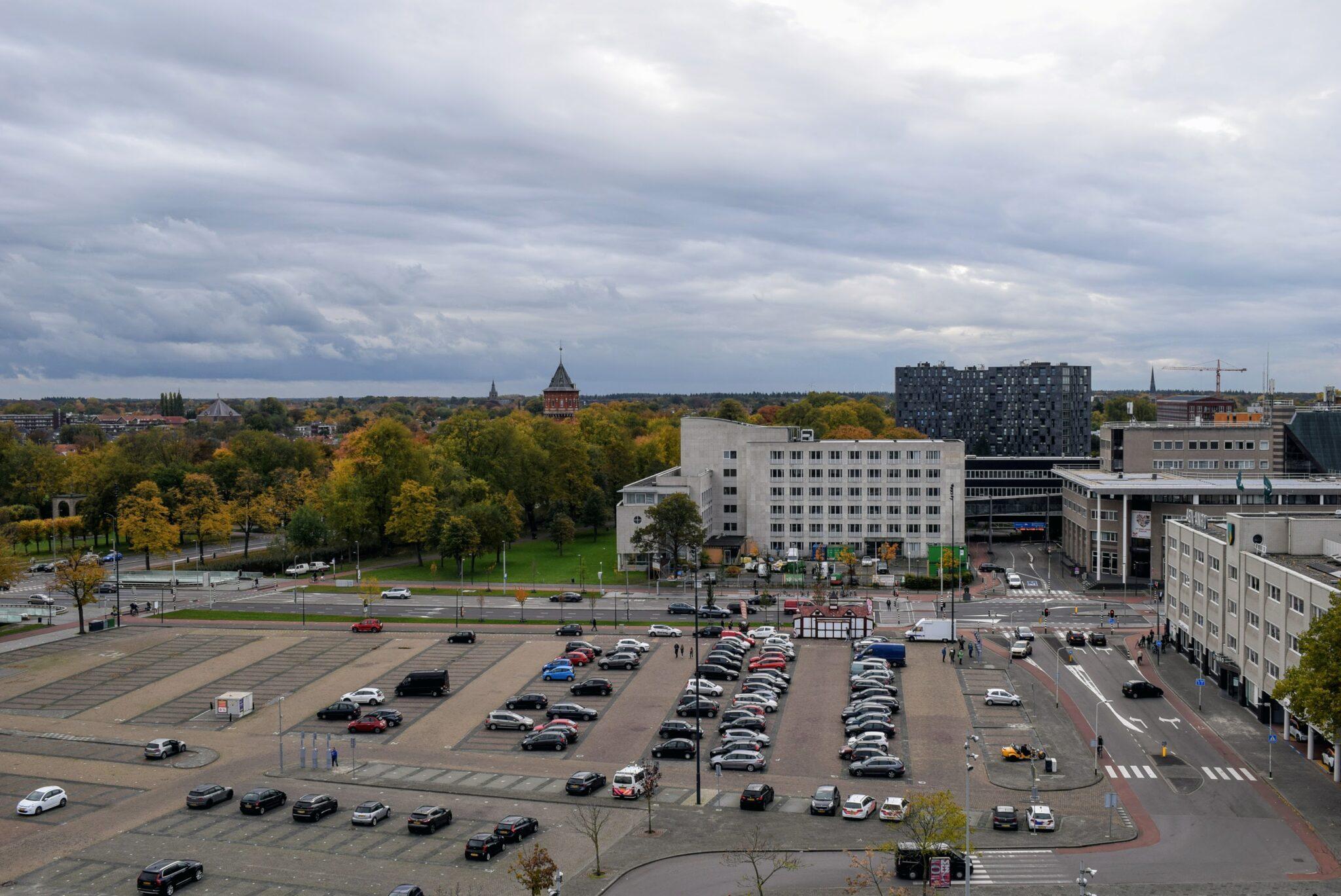 parkeren centrum breda