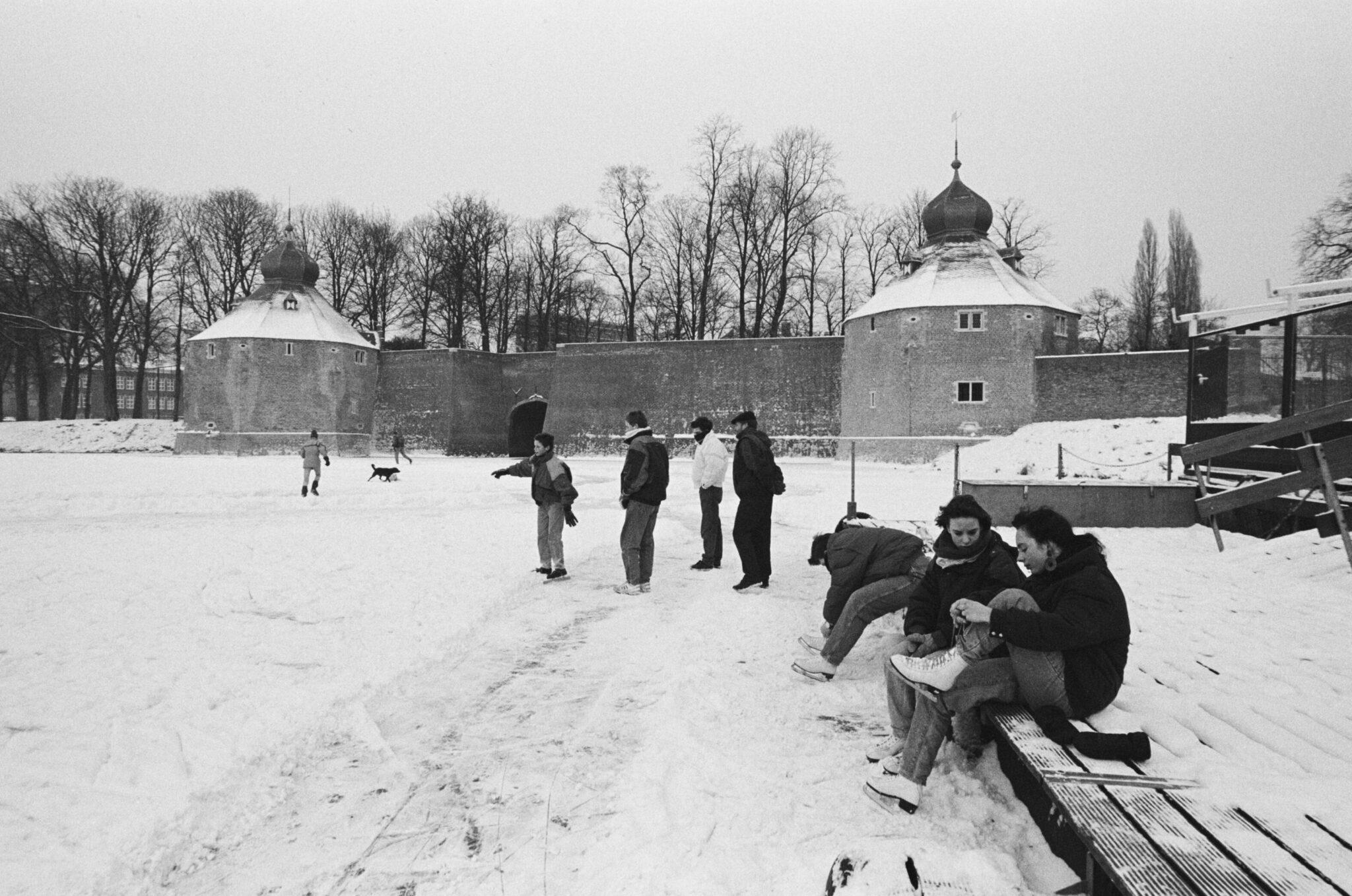 schaatsen haven