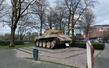 wilhelminapark tank