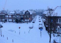 sneeuw breda
