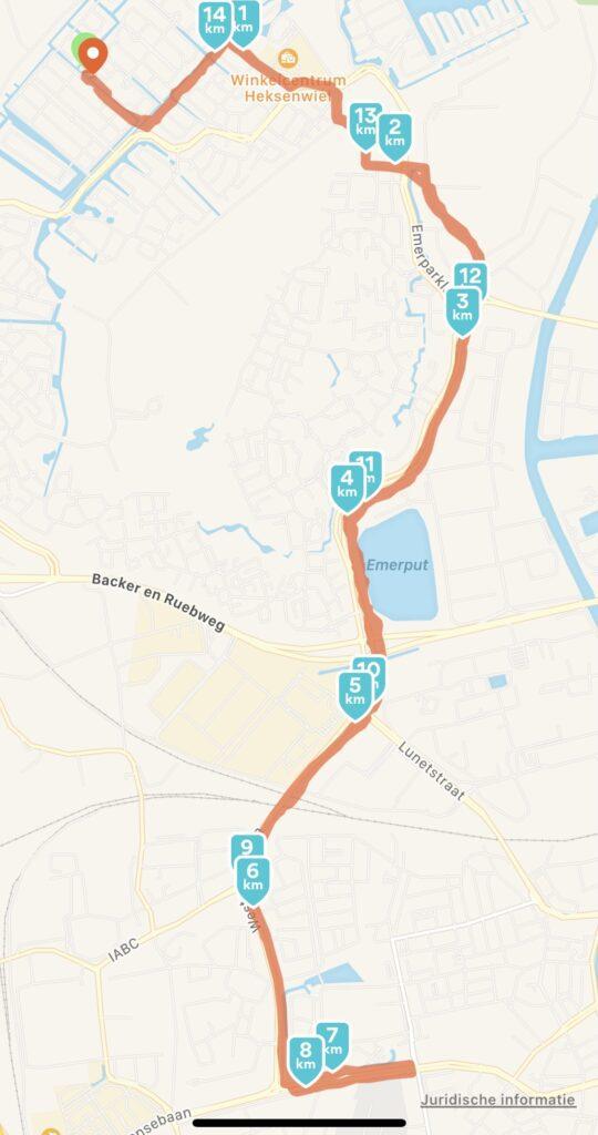 route bartek