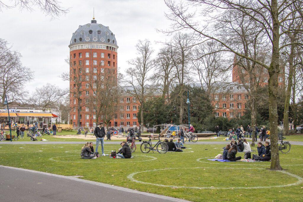 park valkenberg cirkels
