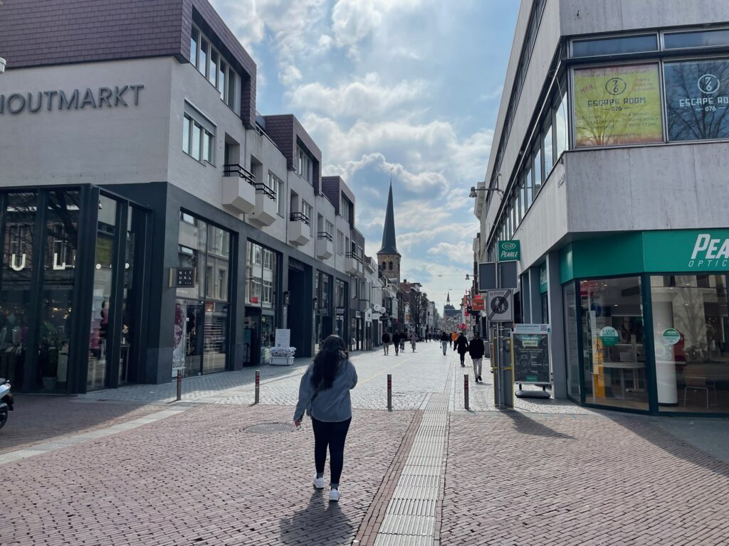ginnekenstraat breda