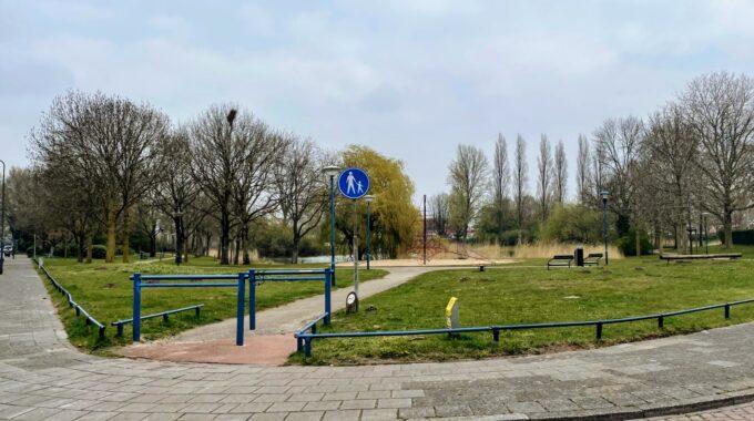 liniepark bij archimedesstraat
