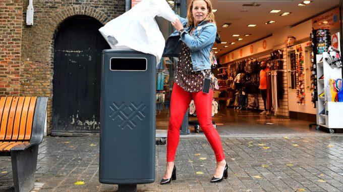 nieuwe afvalbakken breda