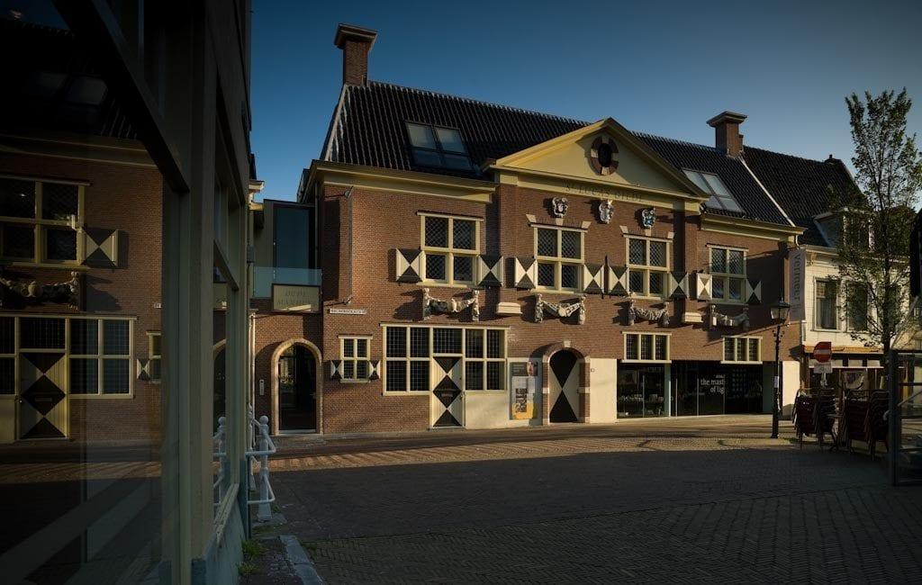Het Vermeer Centrum in Delft