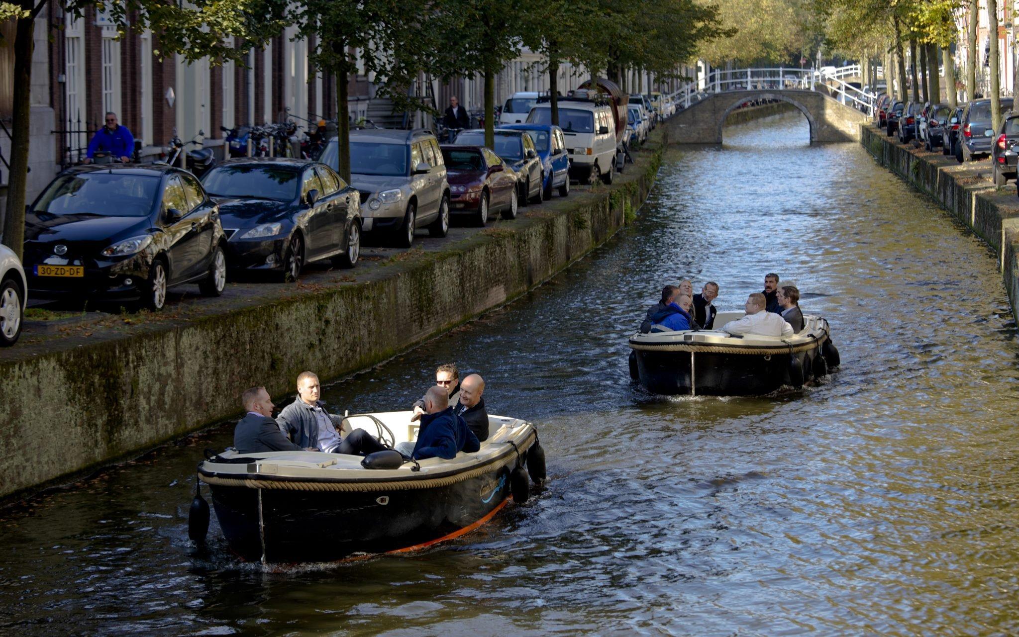 Bezienswaardigheden Delft