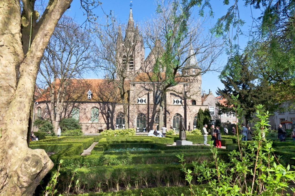 Prinsenhof Delft