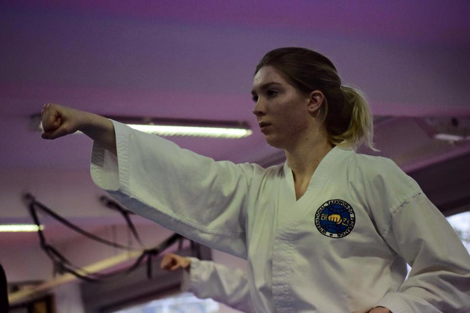 Sportschool Tim de Kool Delft Taekwondo