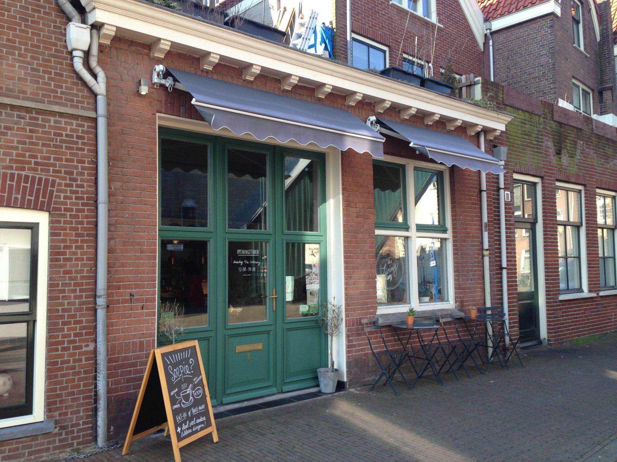The Living restaurant Delft