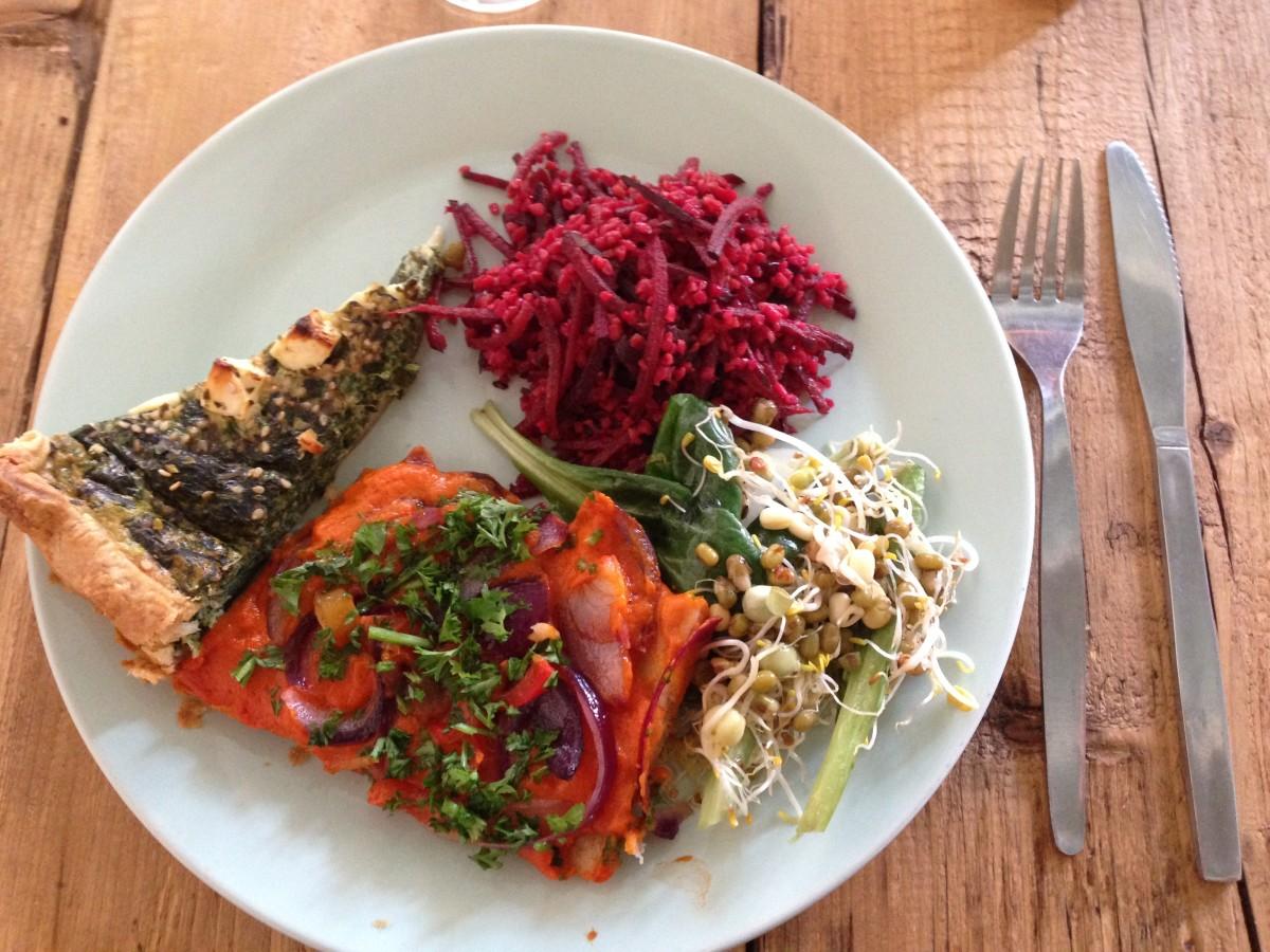 The Living restaurant Delft