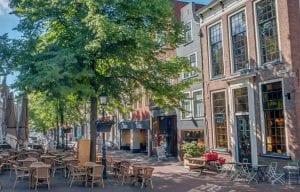 De Wijnhaven Delft