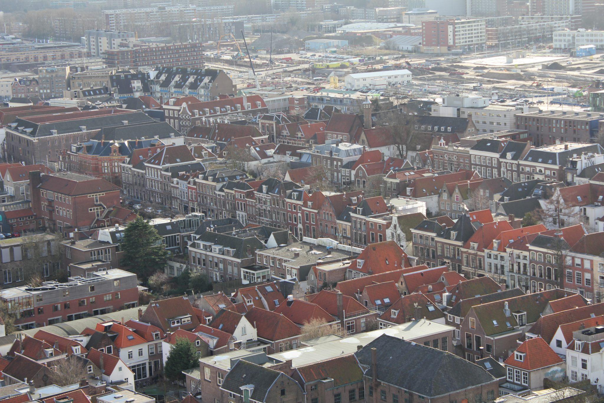 Spoorzone Delft centrum
