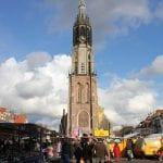 Nieuwe Kerk Markt Delft