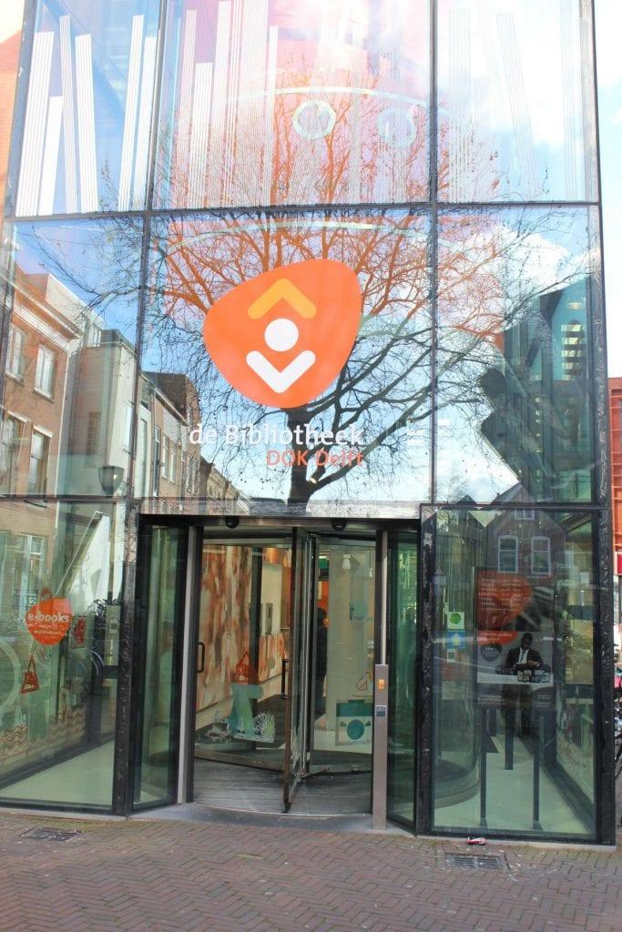 Bibliotheek DOK Delft