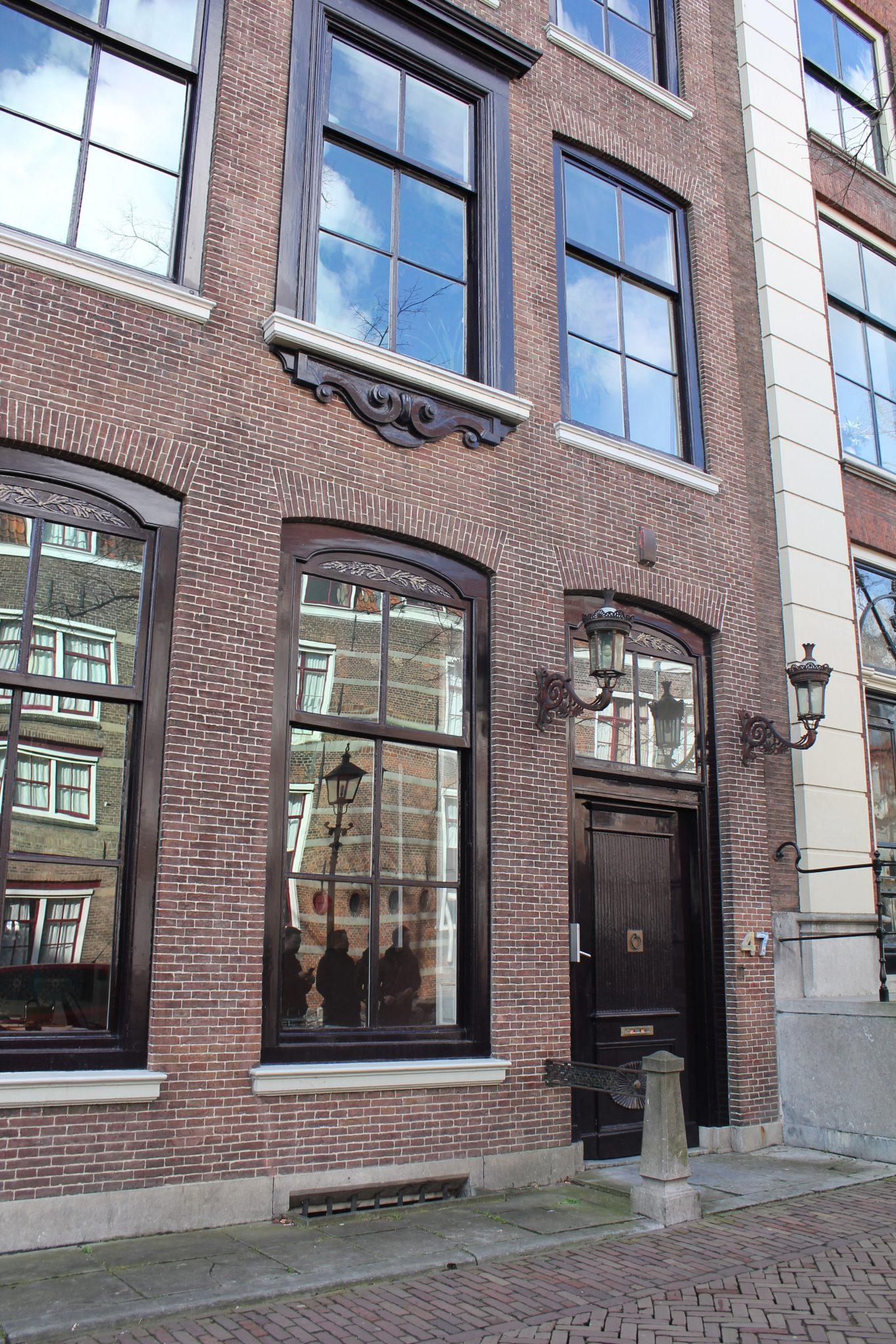 Oude Delft duurste koopwoning pand grachtenpand