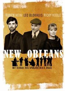 New Orleans Leo Blokhuis uitstapjes Delft