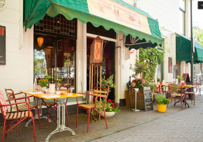 Restaurant Lef Delft