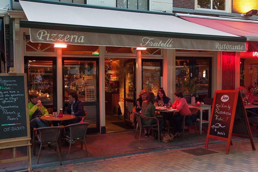 restaurant fratelli Delft