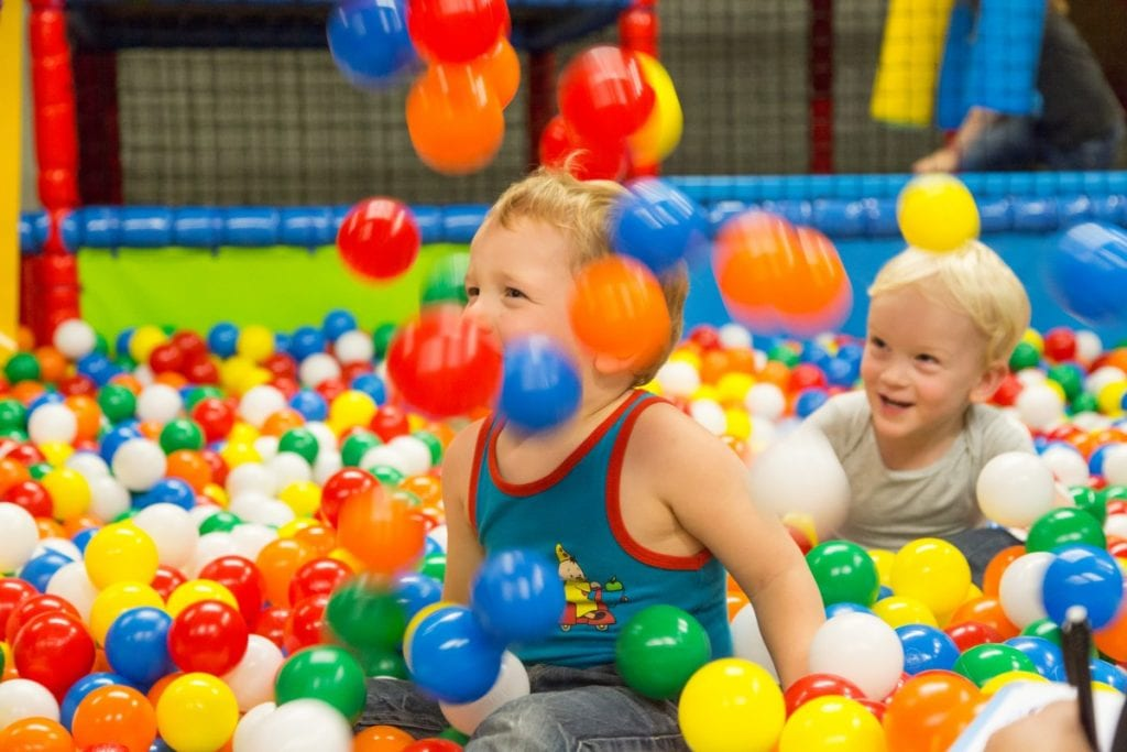 Speeltuin Delft kinderfeestje
