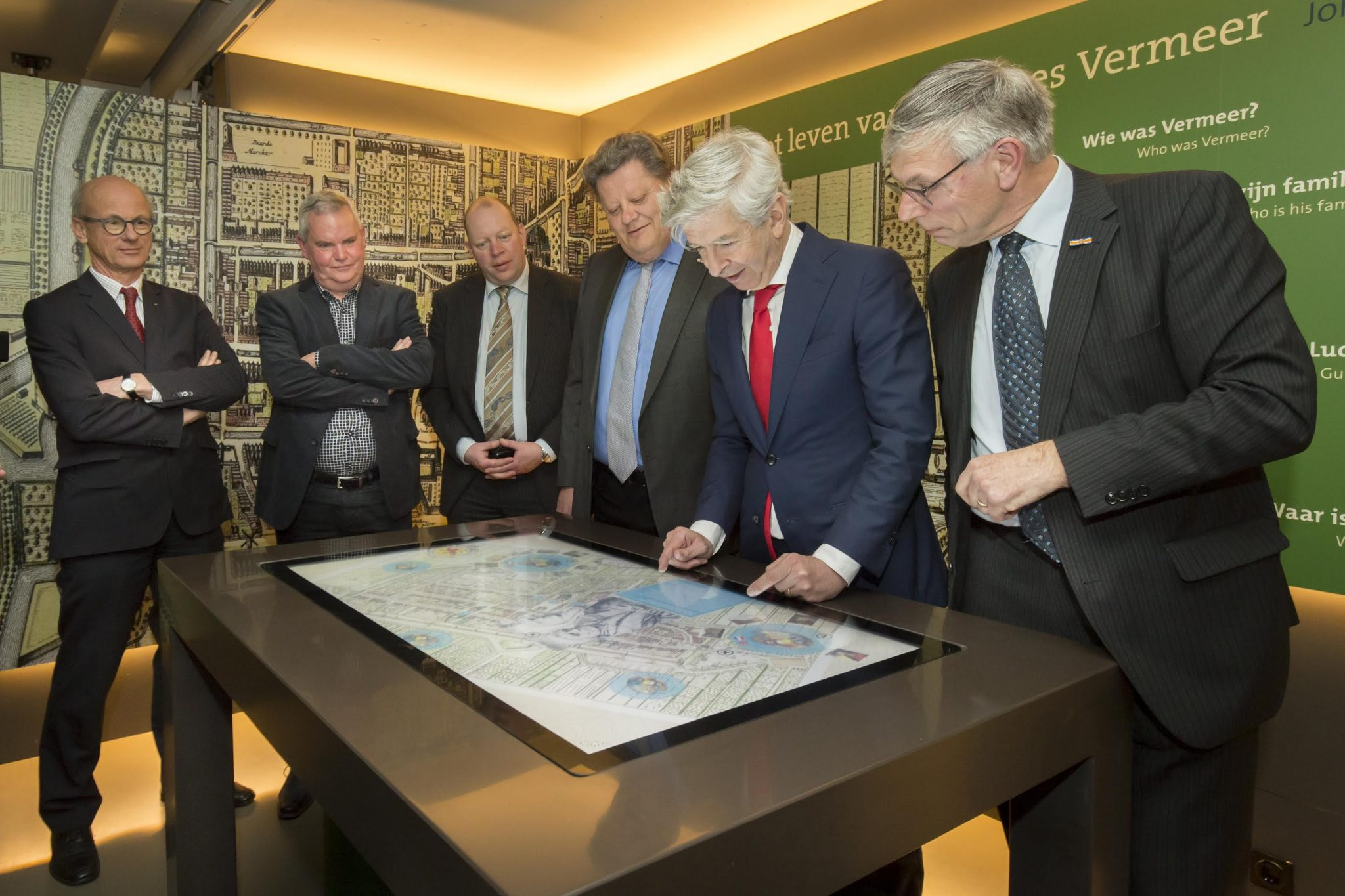 Plasterk Vermeer Centrum
