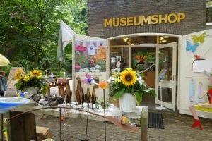 Museumshop Botanische tuin
