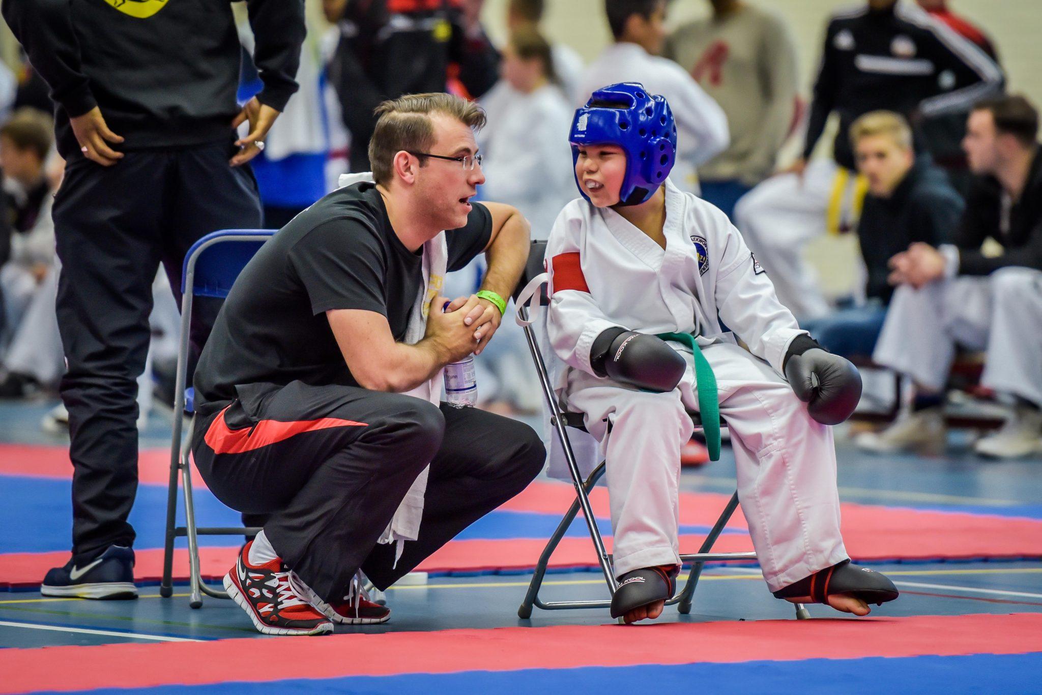 Sportvrijwilliger Rory de Vries