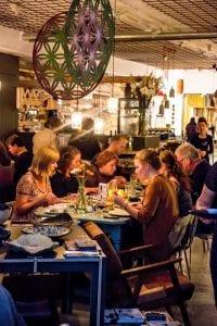 Waste Diner Lu-St Delft