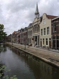 Grachten Delft