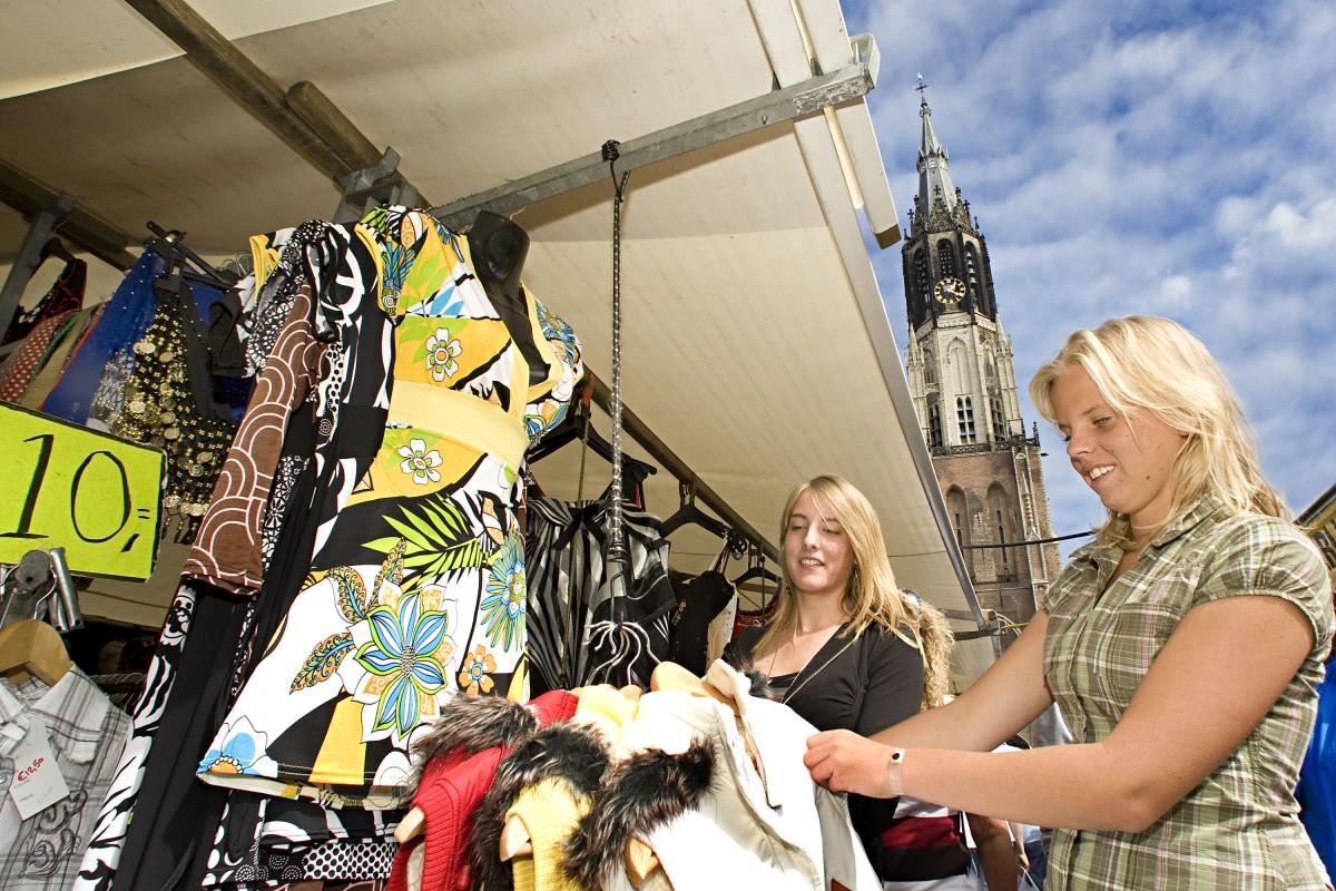 Koopjesjagen Delft