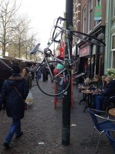 Fiets Beestenmarkt Delft