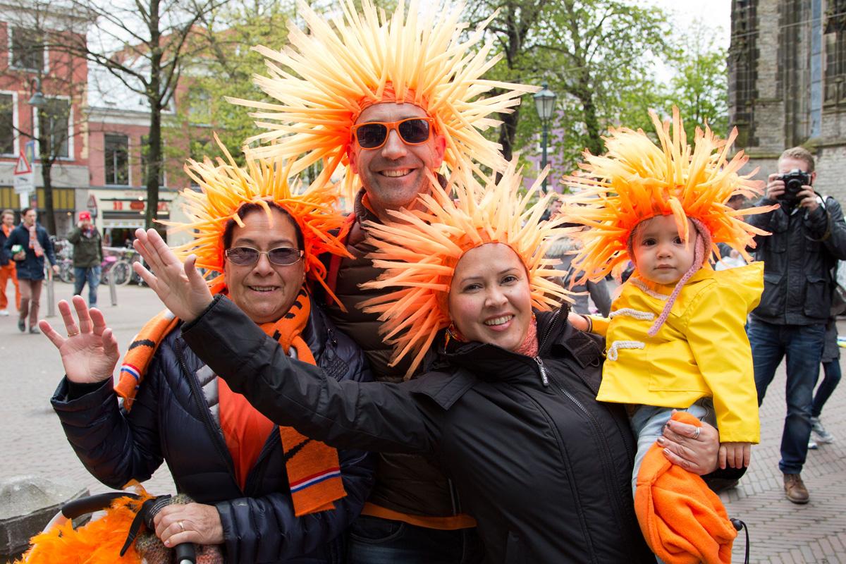 Koningsdag Delft 2016