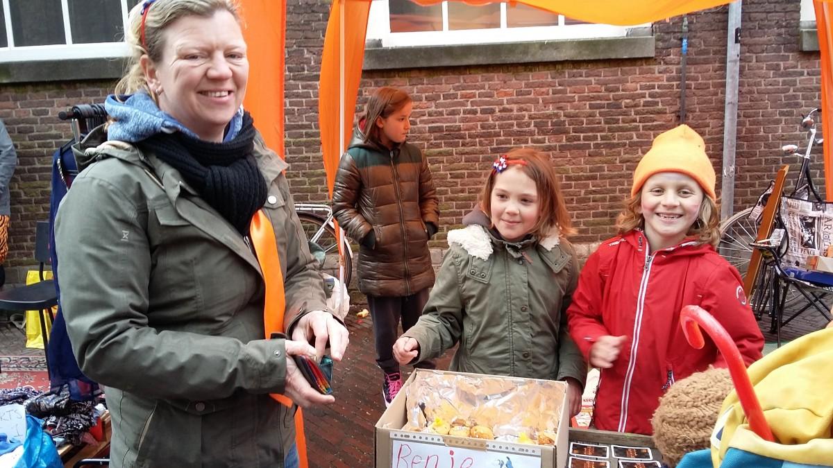 Koningsdag Delft