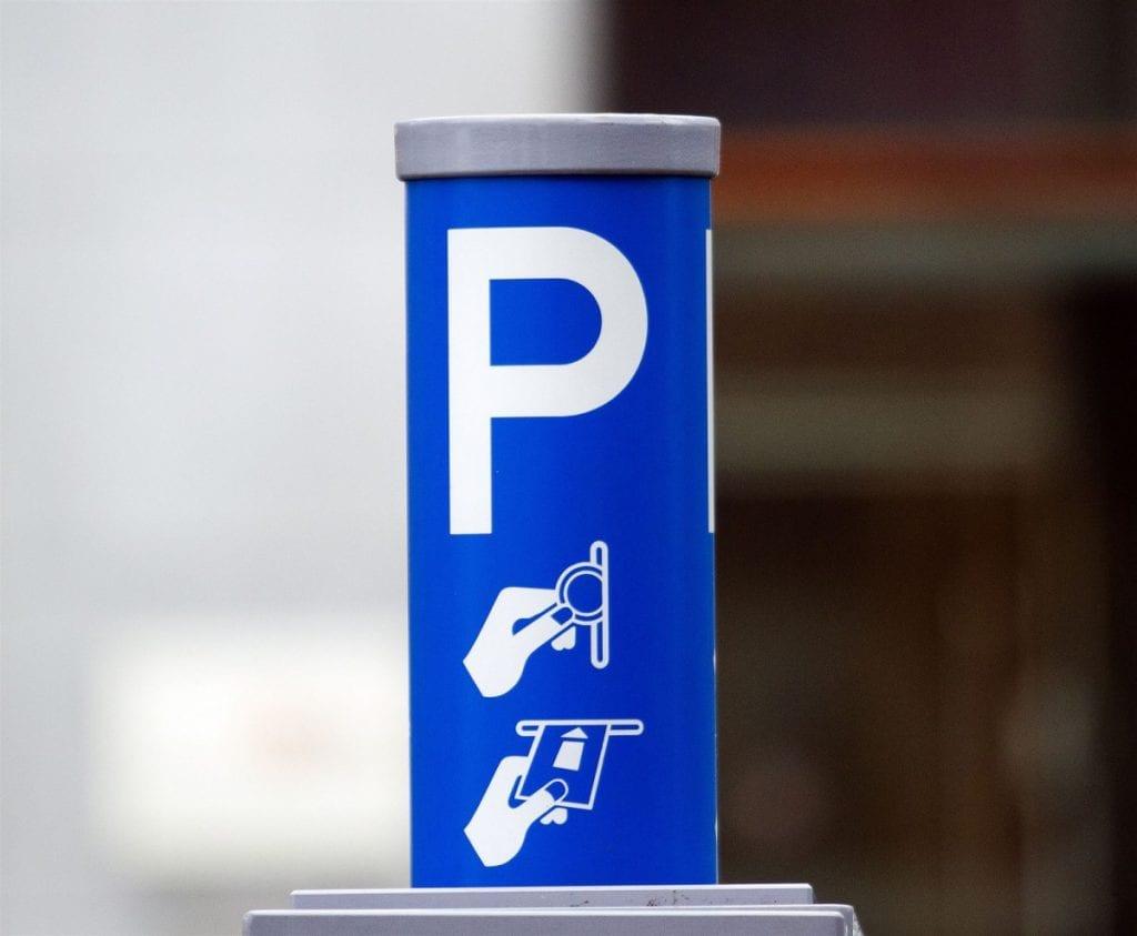 gratis parkeren delft