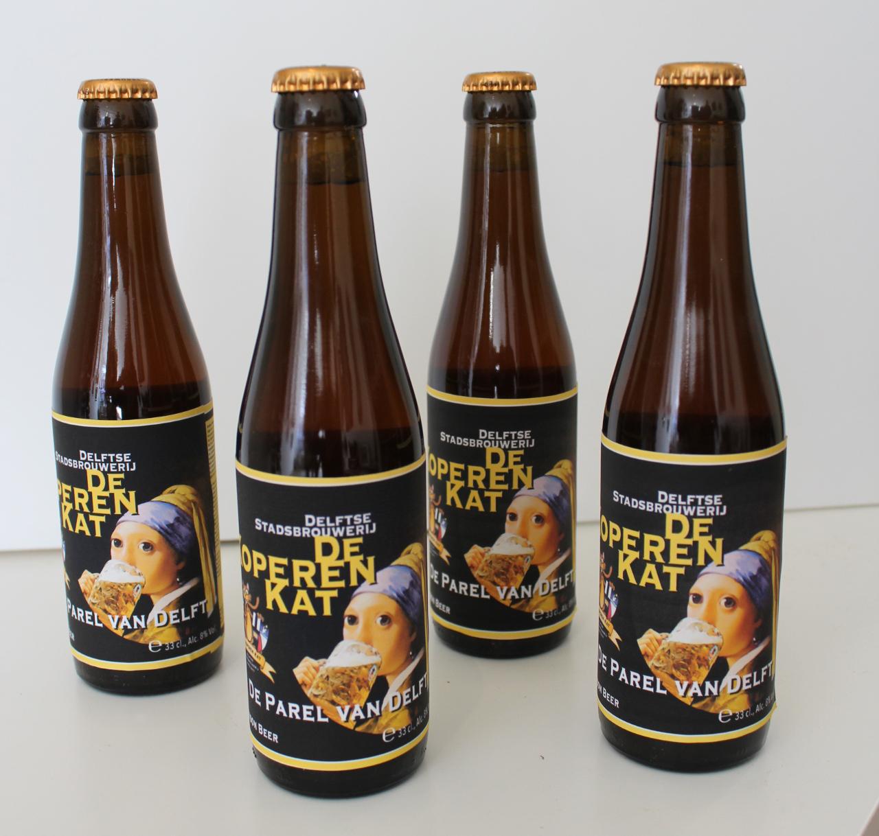 De Parel van Delft - Bier van de maand
