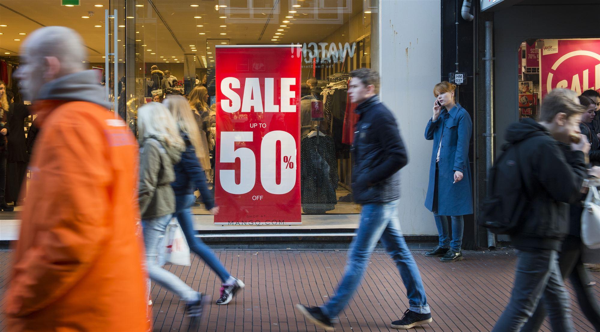 winkelstraat aanbiedingen