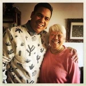 Oma Sonja Thepass Delft