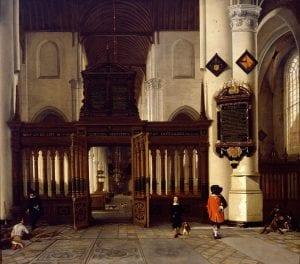 Hendrick van Vliet NIeuwe Kerk