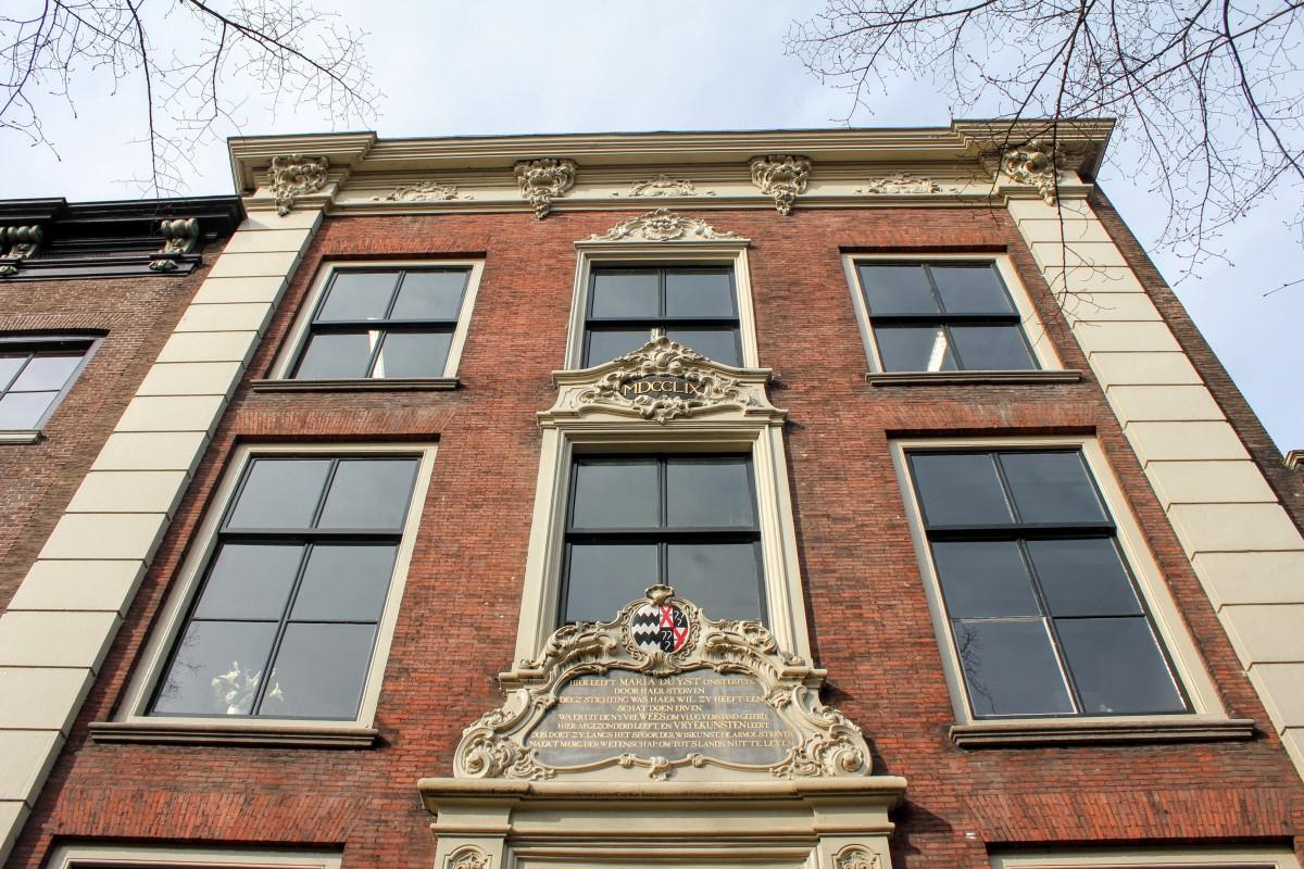 Oude Delft gevel