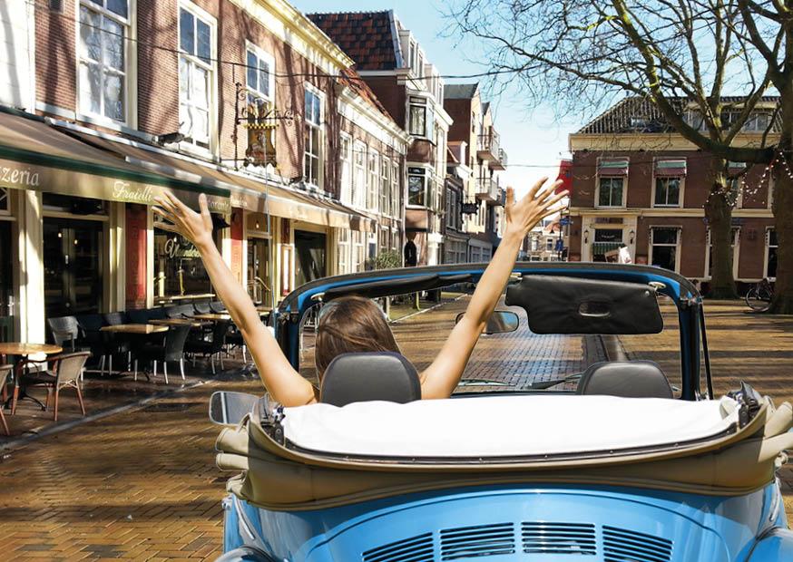 Geluksroute Delft