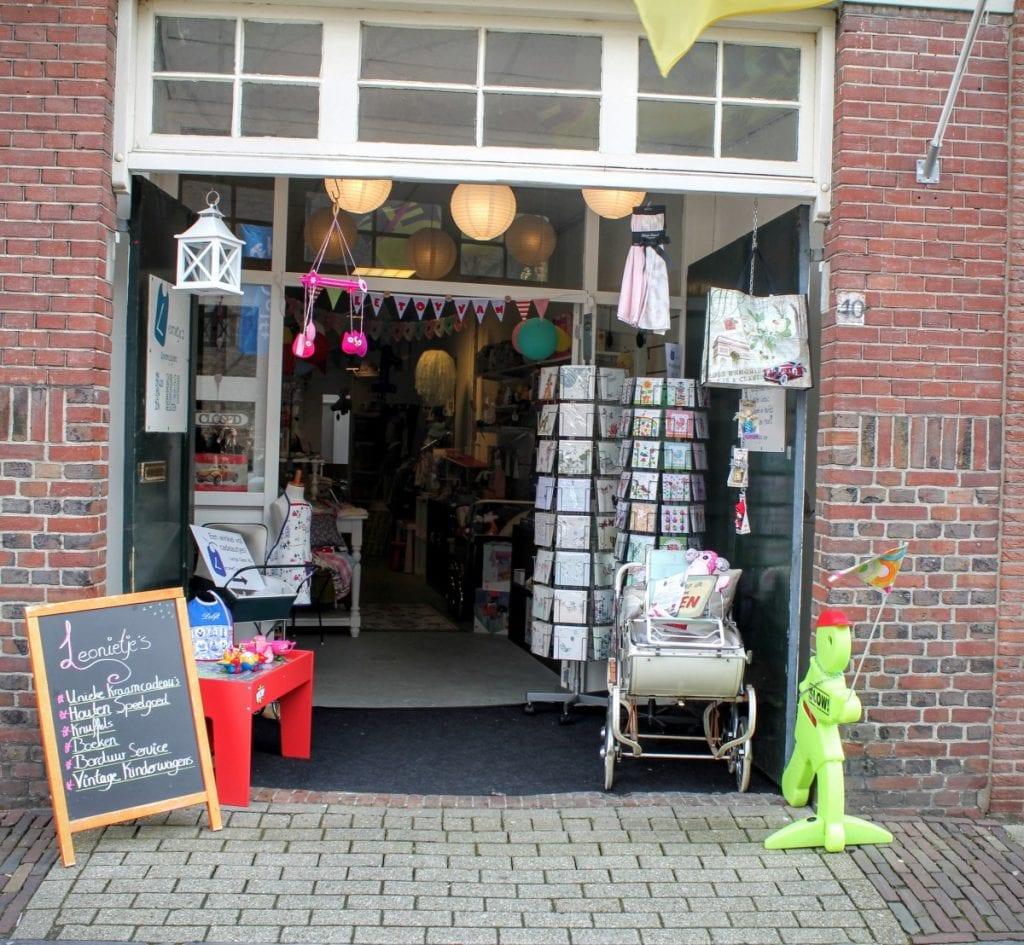 Leonietjes Delft 2 jaar