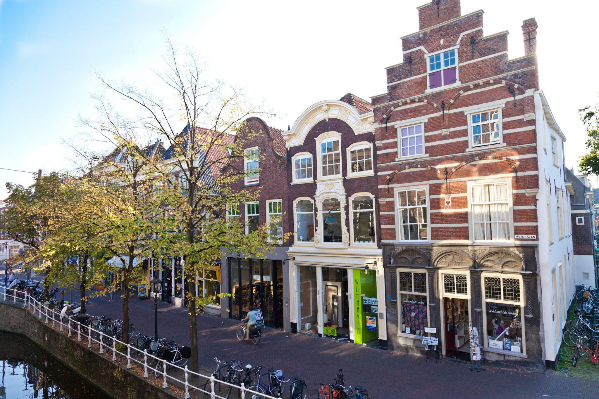 Wijnhaven Delft korting