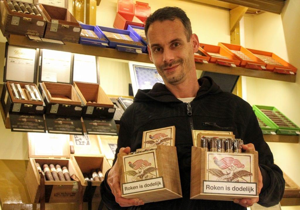 Wilmer's sigarenmagazijn Delft
