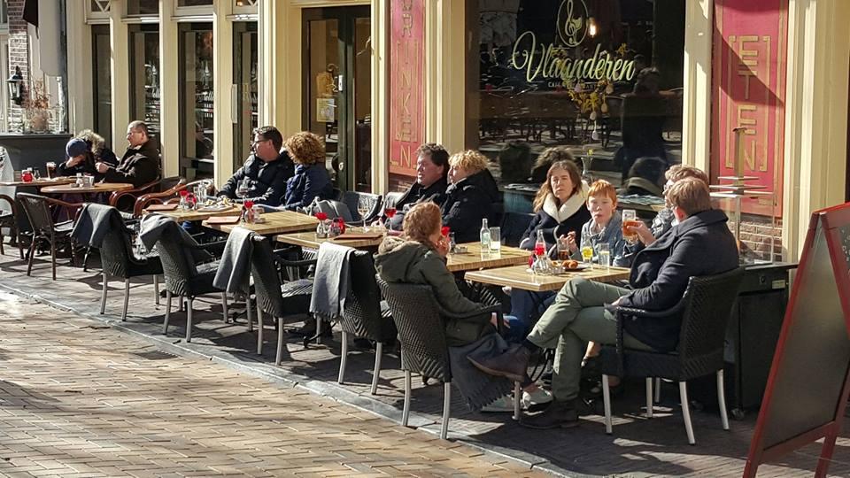 cafe restaurant vlaanderen moeke delft
