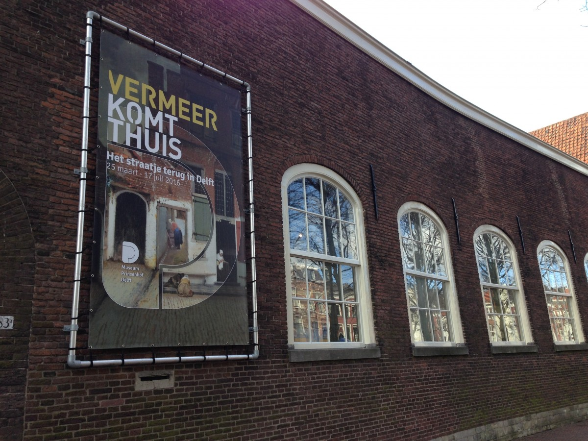 Vermeer Prinsenhof