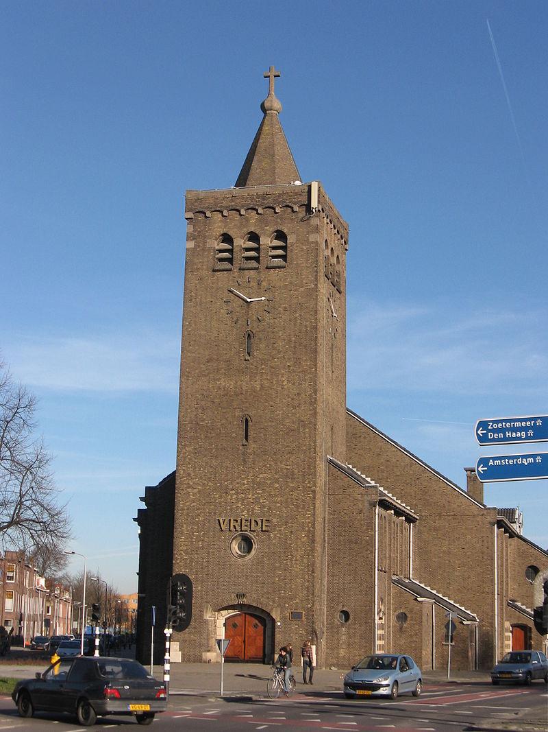 Kerkklok Vredeskerk