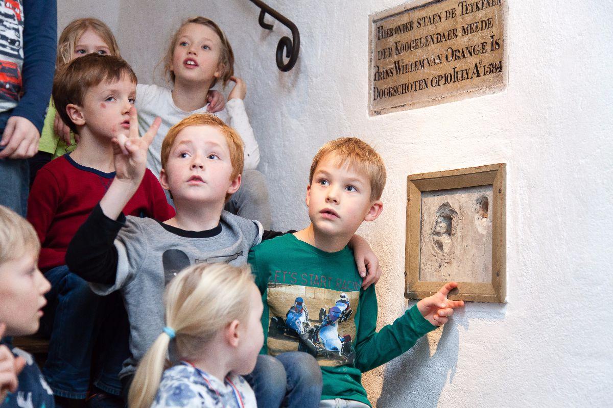 museum prinsenhof delft kerstvakantie
