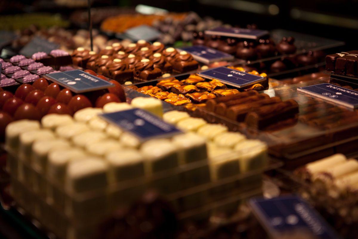 Chocolaterie - Gelaterie De Lelie bonbons