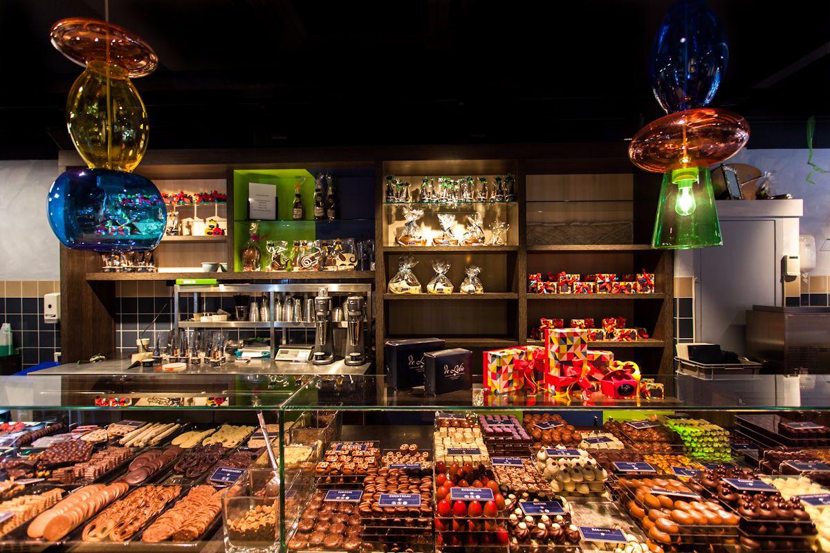 Chocolaterie - Gelaterie De Lelie