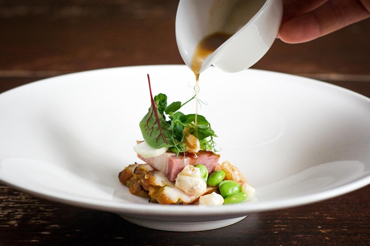 de waag restaurantweek bierdiner Restaurantweek 2017